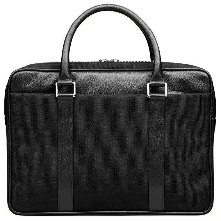 Dbramante1928 13'' Slim Laptop Bag Stelvio, Black
