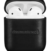 Dbramante1928 AirPod Case Copenhagen, Black