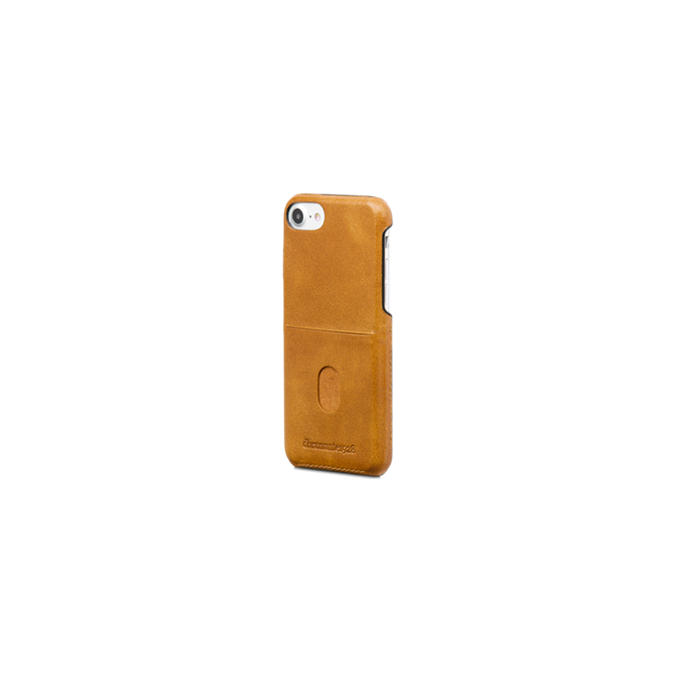 Dbramante1928 iPhone 8/7/7s Case Tune CC - Golden Tan