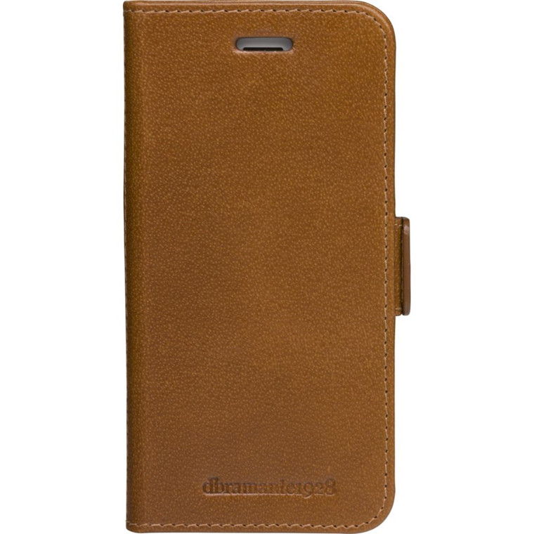 Dbramante1928 iPhone 8/7/6/6S Case Copenhagen Slim, Tan