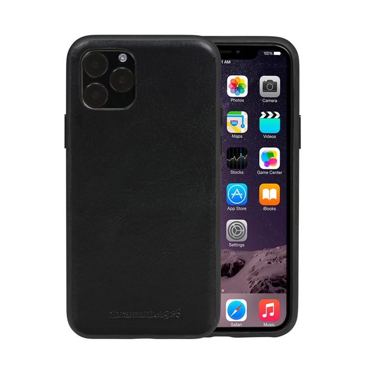 Dbramante1928 iPhone 11 Case Herning, Black