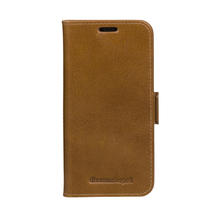 Dbramante1928 iPhone 11 Wallet Copenhagen Slim, Tan