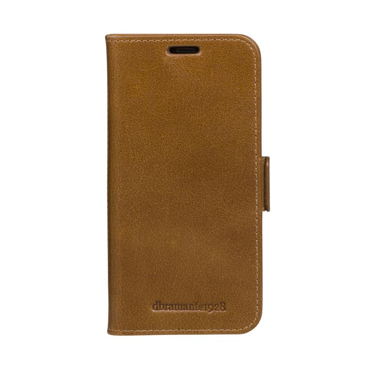 Dbramante1928 iPhone 11 Wallet Copenhagen Slim, Tan farve