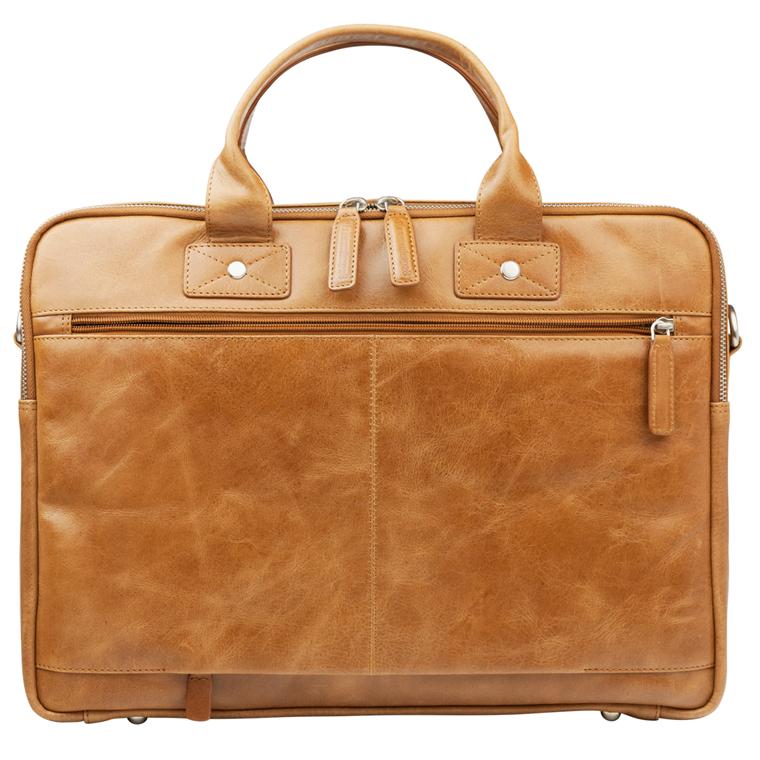 Dbramante1928 Kronborg PC bag 16'' - Golden Tan