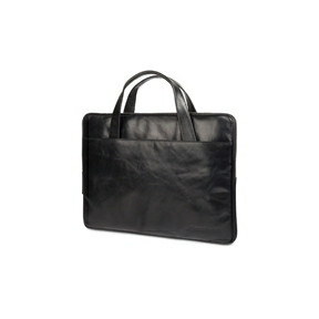 Dbramante1928 Leather case Silkeborg for PC & MacBooks up to 13'' - black