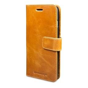 Dbramante1928 Leather Folio Lynge for iPhone 6/6S plus - golden tan