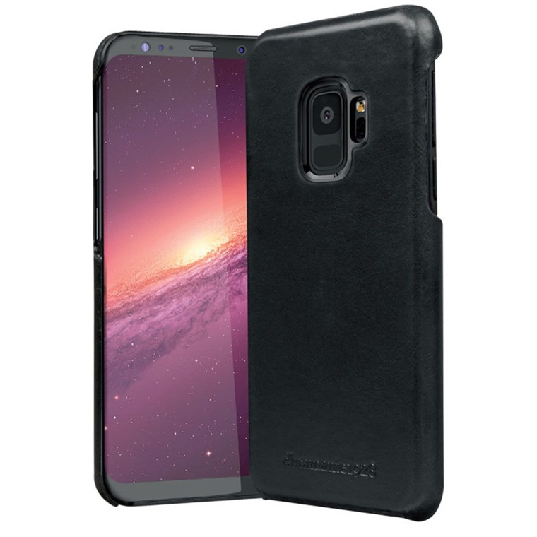 Dbramante1928 Tune Black - Cover til Galaxy S9