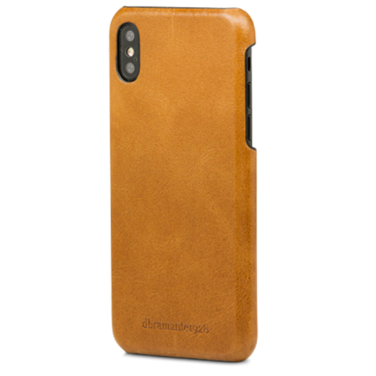 Dbramante1928  Tune Golden Tan - Case til iPhone X