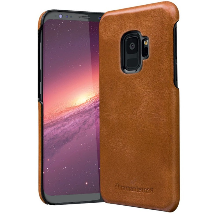 Dbramante1928 Tune Tan - Cover til Galaxy S9