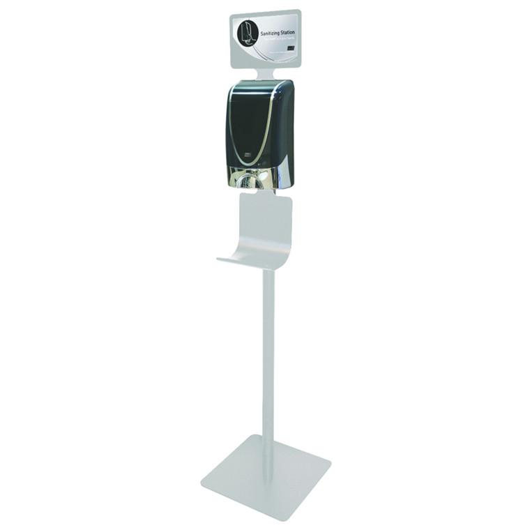 Deb dispenser stander, incl. drypbakke, Deb, uden dispenser, 1000 ml,