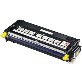 DELL Dell  NF556 yellow toner HC