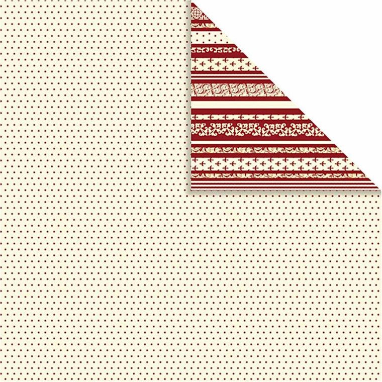 Designpapir, ark 30,5x30,5 cm, 120 g, Copenhagen, 5ark