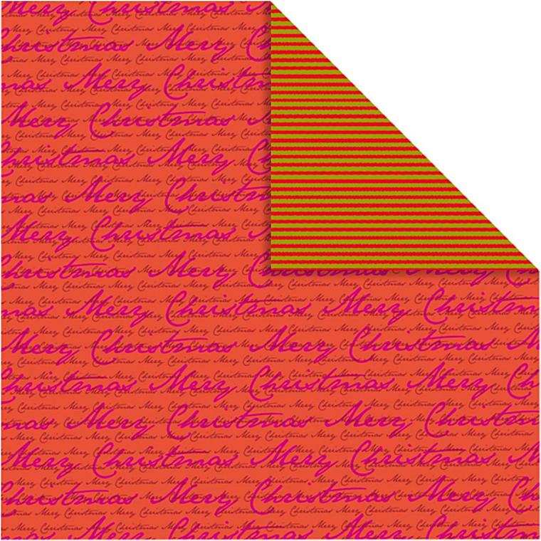 Designpapir, ark 30,5x30,5 cm, 120 g, Helsinki, 5ark