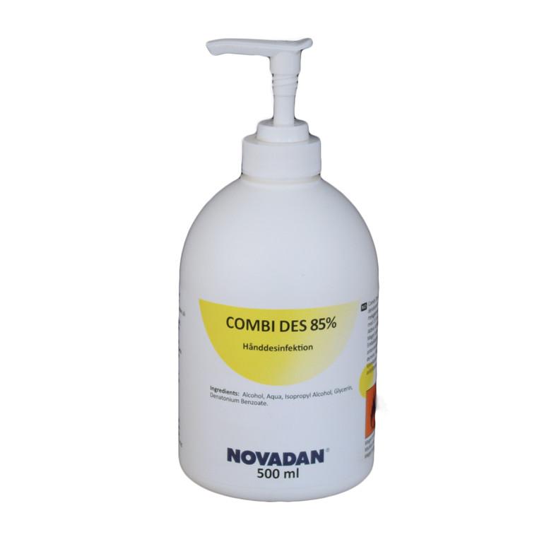 Novadan Combi Des 85% Hånddesinfektion | 500 ml