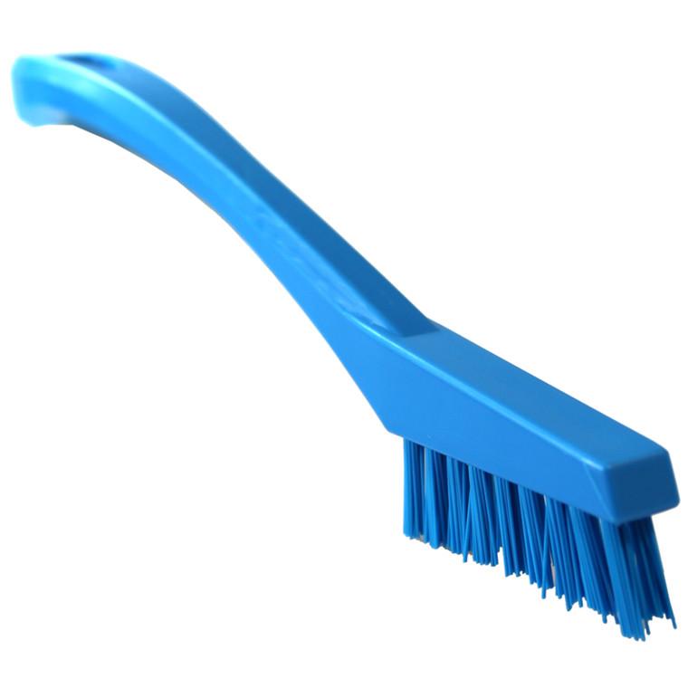 Detalje børste, Vikan Hygiejne, blå, 1,20  x  22 cm,