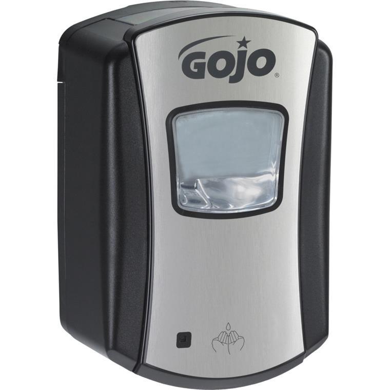 Dispenser, Gojo, 700 ml, LTX, krom-sort