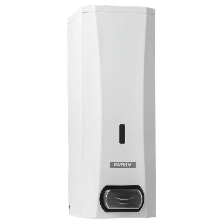 Katrin 982517 Foam Soap Dispenser -til sæbe & foam - Hvid metal