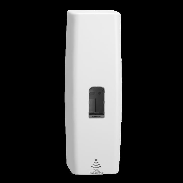 Katrin 91981 Ease Foam Soap Elektrisk Dispenser 1000 ml til sæbe & foam - Hvid plast