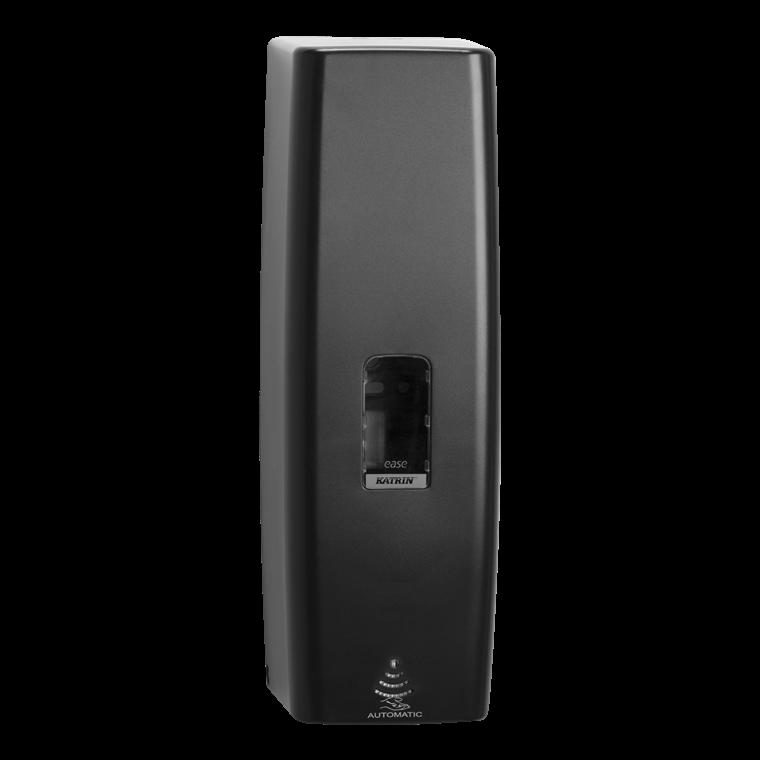 Katrin 104490 Ease Foam Soap Elektrisk Dispenser 1000 ml til sæbe & foam - Sort plast