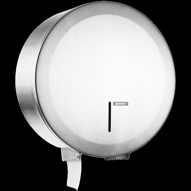 Katrin 992967 Gigant L Dispenser til toiletpapir - Børstet stål