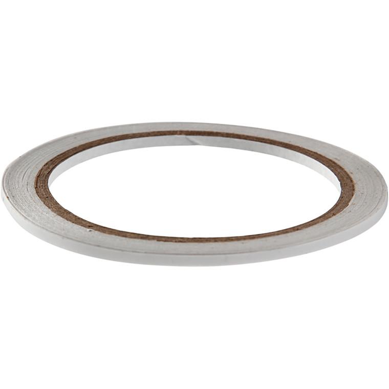 Dobbeltklæbende tape Bredde: 3 mm - 10 meter pr. rulle