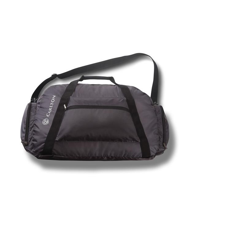 Duffelbag Carlton grå
