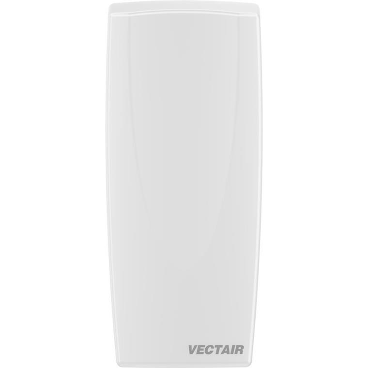 Duftdispenser, Vectair V-Air SOLID MVP, hvid, passiv, til refill