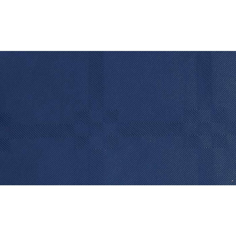 Dug, Gastro-Line, damask, blå, 100% genbrugsfibre,  118cm x 5.000cm,
