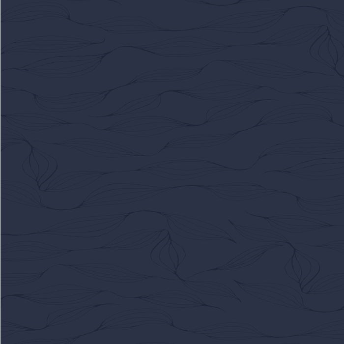 Dug, Polysoft, lamineret, blå, 100% nyfiber,  120cm x 2.500cm,