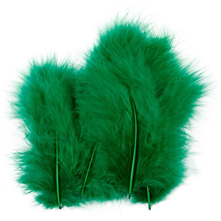Dun grøn størrelse 5-12 cm - 15 stk.