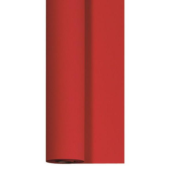 Dunicel rulledug, rød, 1,25x10 m