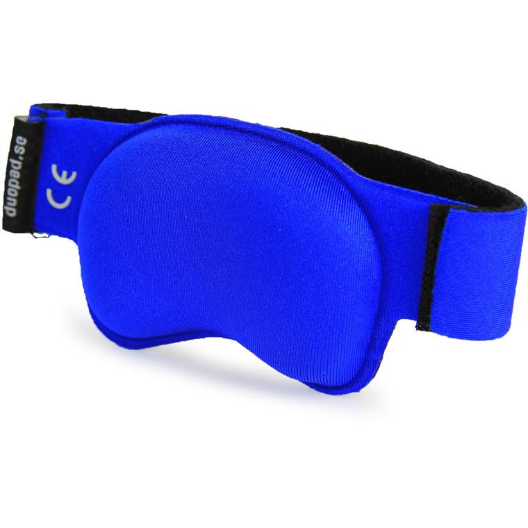 Duopad wrist support dark blue
