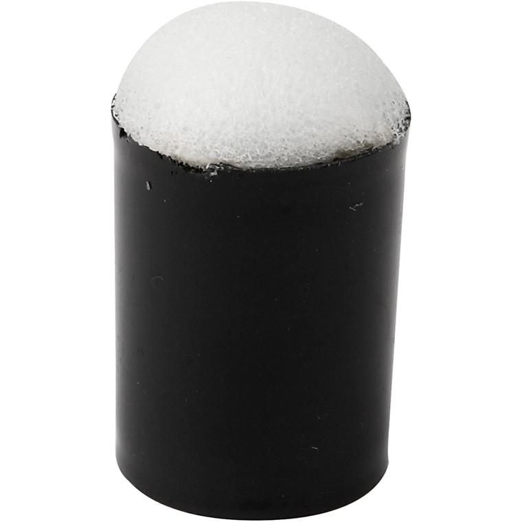Duppesvampe diameter 20 mm 28 mm i højde - 10 stk.