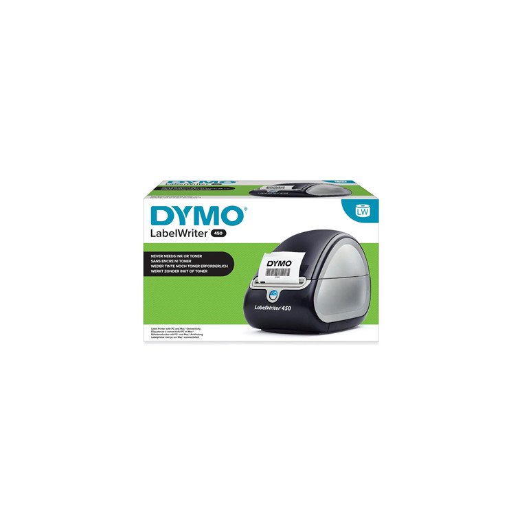 Dymo DYMO LabelWriter 450 Twin Turbo etiketprinter