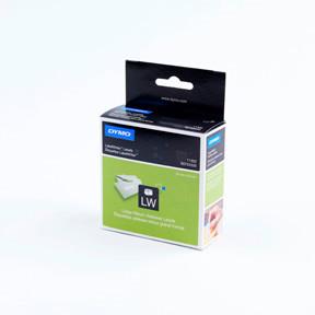 Dymo LW Return addressing labels 25x54 permanent white (500)