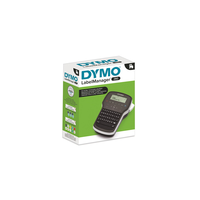 Dymo LabelManager 280 black/silver