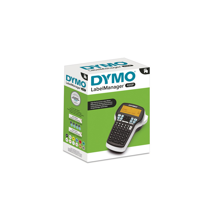 Dymo LabelManager 420P black