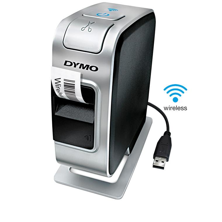 DYMO LabelManager PnP Wireless - Labelmaskine til D1 tape 6, 9, 12 og 24 mm