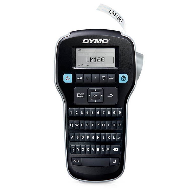 DYMO LabelManager 160 - Labelmaskine til D1 tape 6 - 12 mm