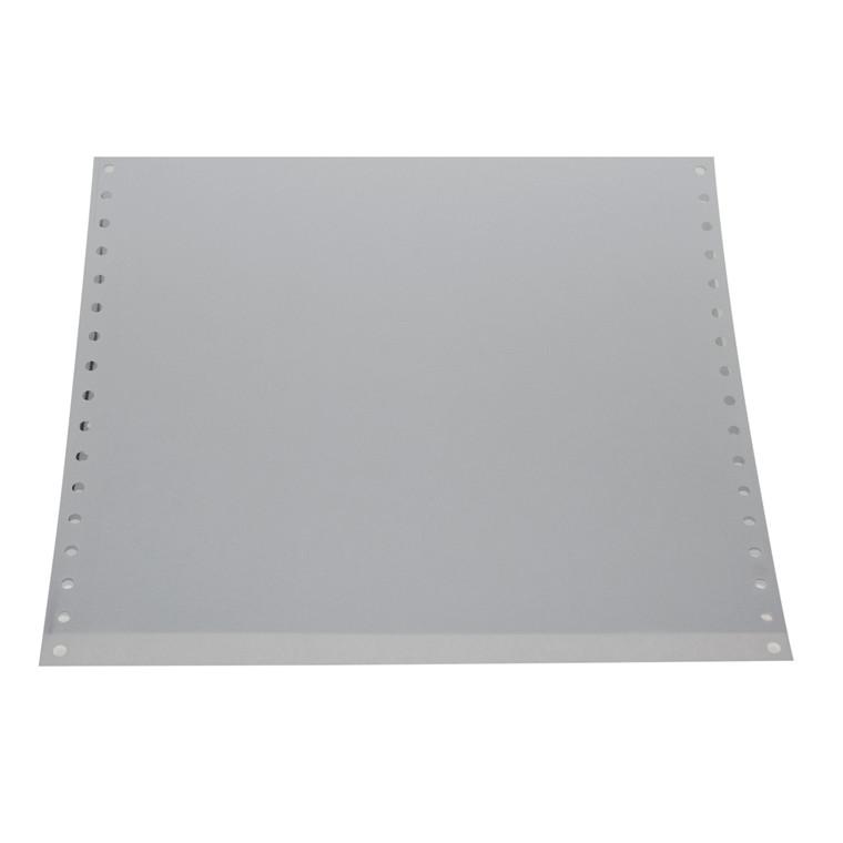 Edb papir - 1-banet blank 8,5 x 240 mm 12022 - 2500 stk