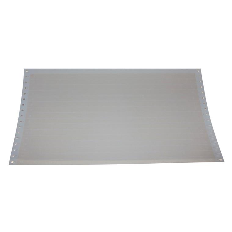 Edb papir - 1-banet med tryk 8,5 x 365 mm 12001 - 2500 stk