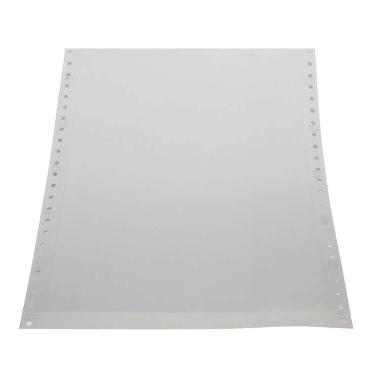 Edb-papir 2banet blank selvkop 12 x240mm 14016 1000stk/kas