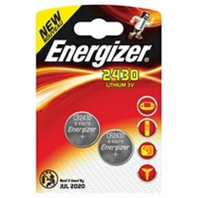 Energizer Lithium S CR2430 (2)