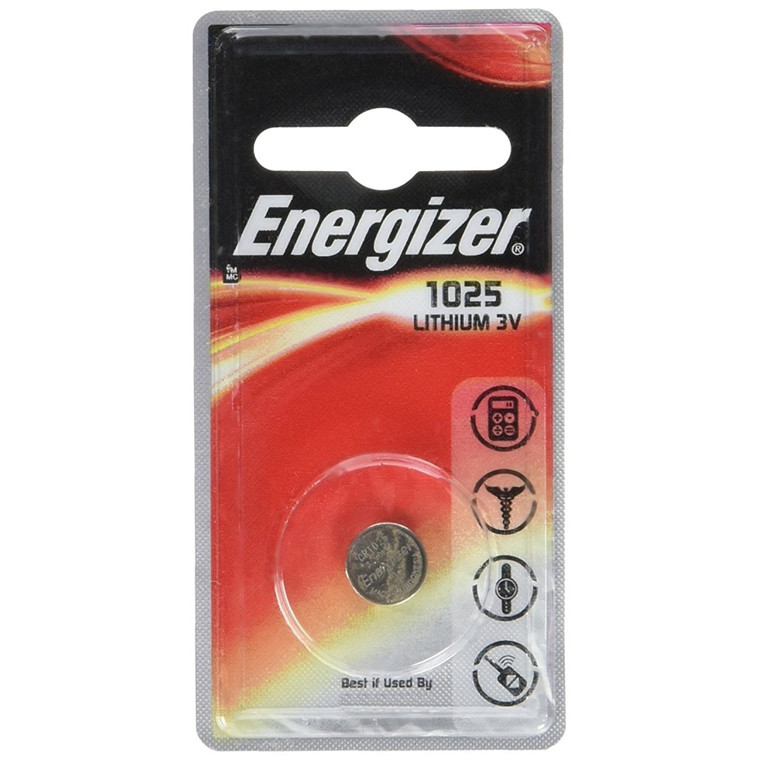 Energizer Lithium CR1025