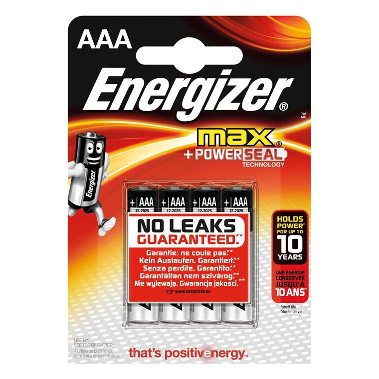 Energizer MAX AAA/LR03 (4)