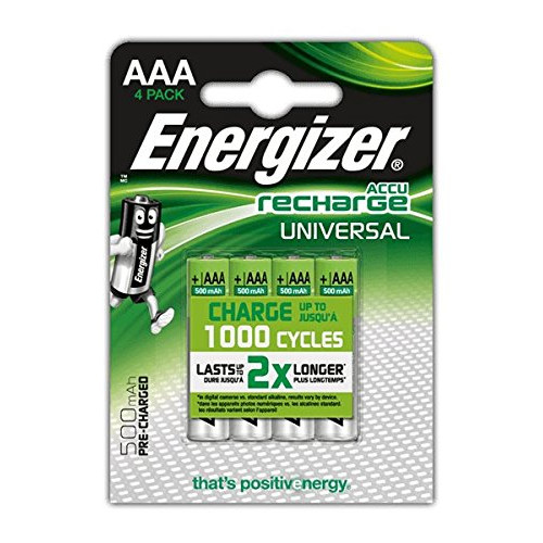 Energizer Rech Universal AAA 700 mAh (4-pack)