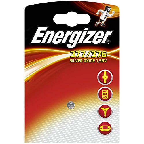 Energizer Silver Oxide 377-376 (1-pack)