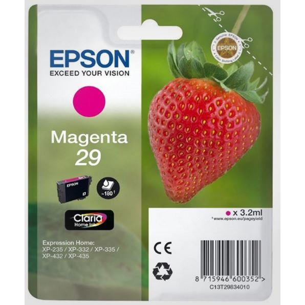Epson 29 Magenta Claria Home Ink