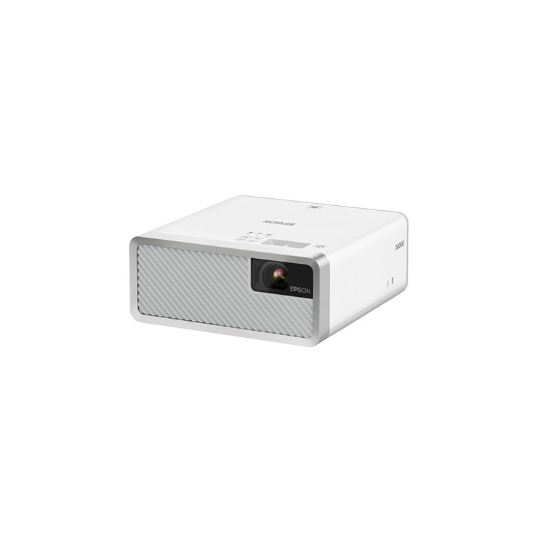 Epson EF-100W Portable Laser Projector, White