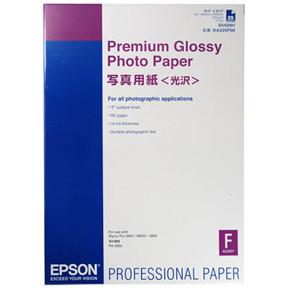 Epson - Premium Glossy Foto papir A2 - 25 ark